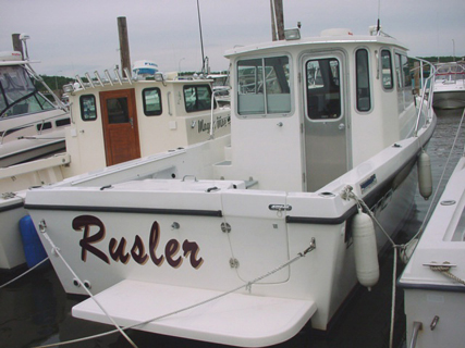The Rusler